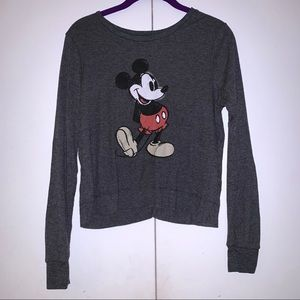 Mickey Mouse Long sleeve tee